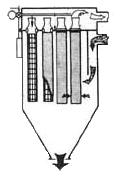 Pulse-jet filter bag