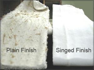 SINGED VS. PLAIN FINISH WOODWORKING AIR FILTERS